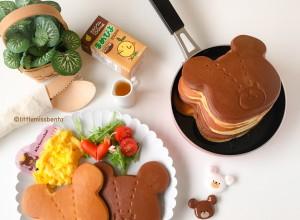 Jackie Bear Pancakes (1)