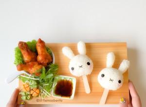 Miffy Sushi Bento (3)