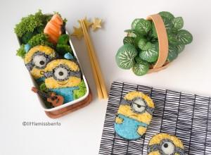 Minions Deco Sushi (3)