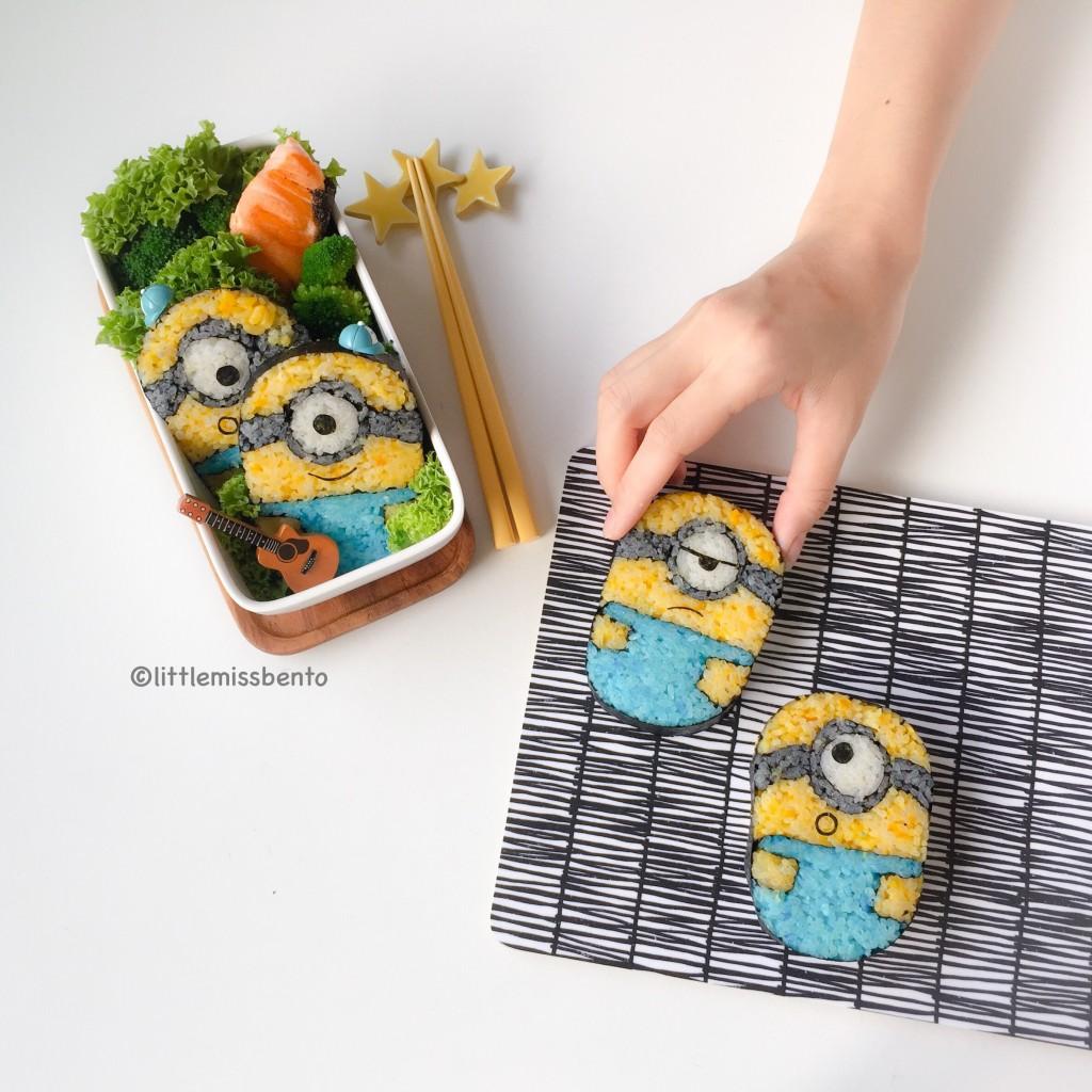 Minions Deco Sushi (5)