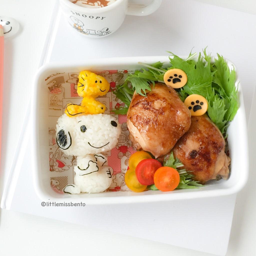 Snoopy Bento (1)