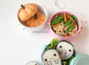Boo Ghost Sushi Deco Roll (5)