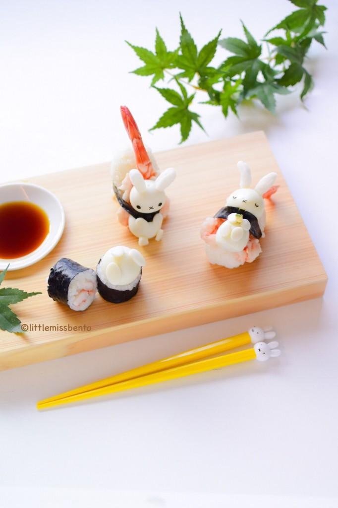 Miffy Sushi
