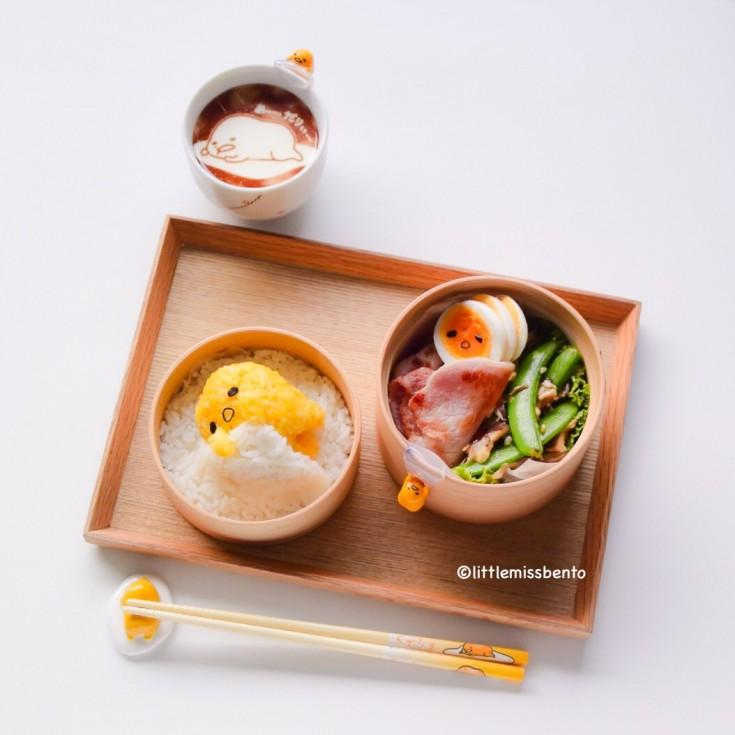 Gudetama Bento (9)
