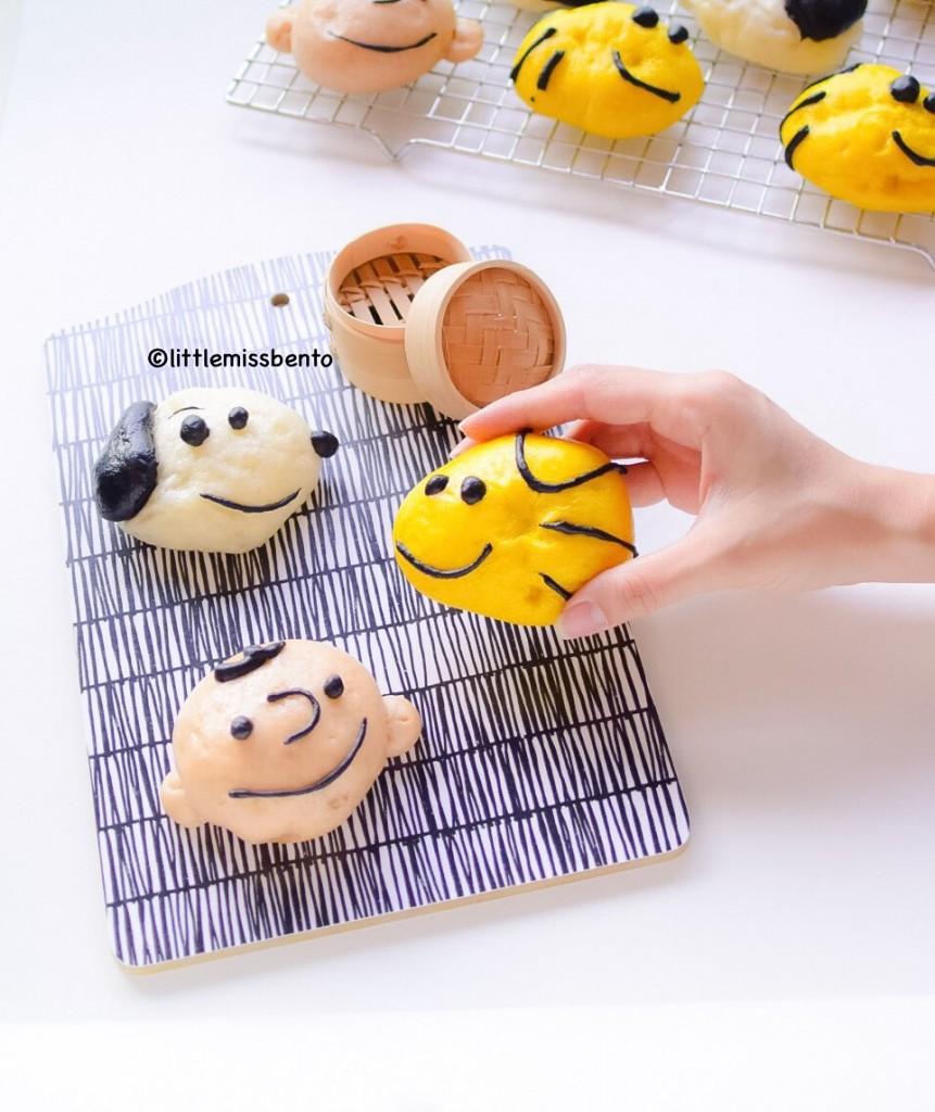 Peanuts Snoopy Bao (1)