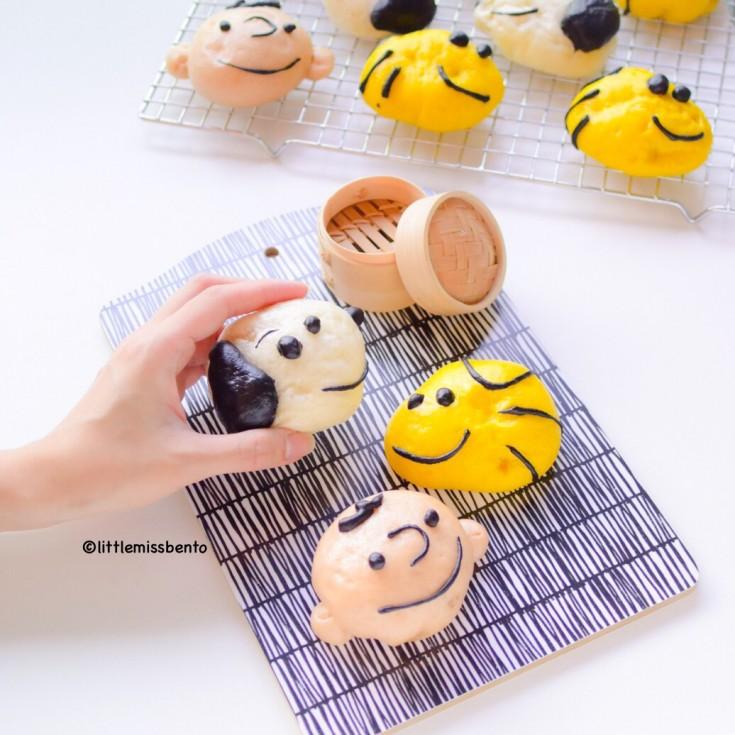 Peanuts Snoopy Bao (3)