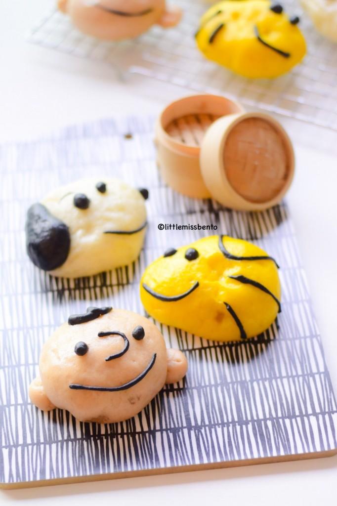 Peanuts Snoopy Bao (4)