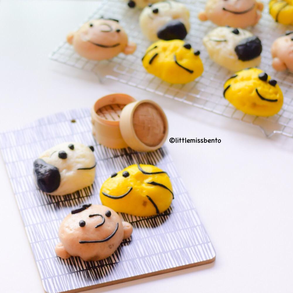 Peanuts Snoopy Bao (6)