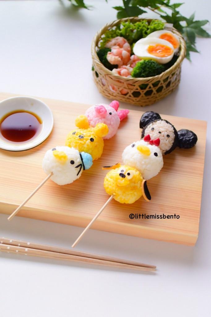 Tsum Tsum Sushi Dango (1)