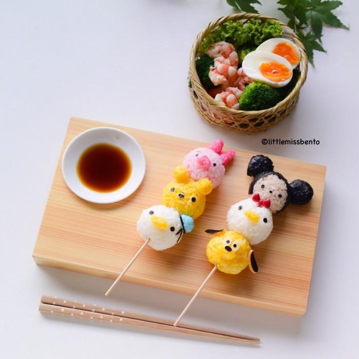 Tsum Tsum Sushi Dango (2)