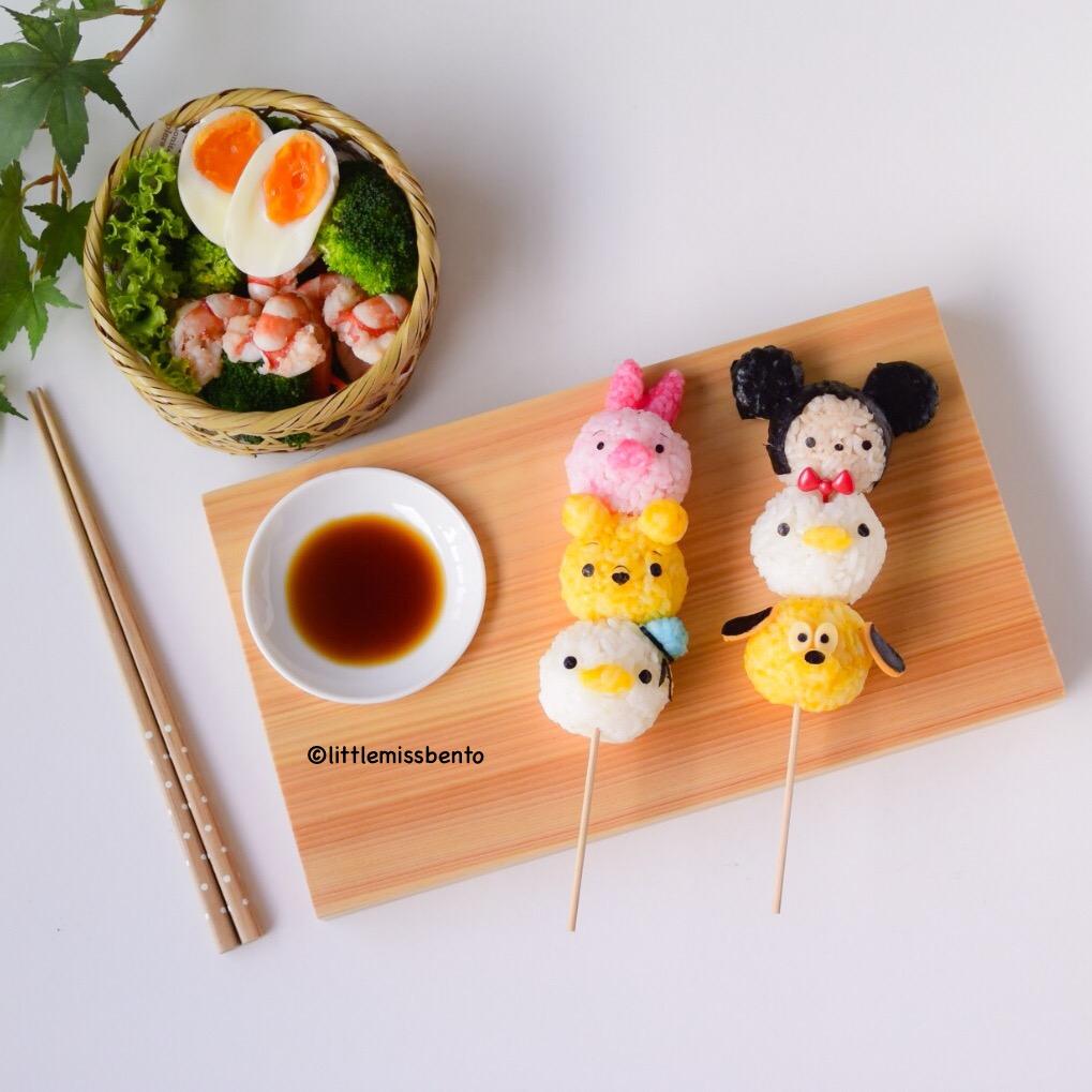 Tsum Tsum Sushi Dango (3)