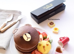 Brown Cony Pancakes (3)