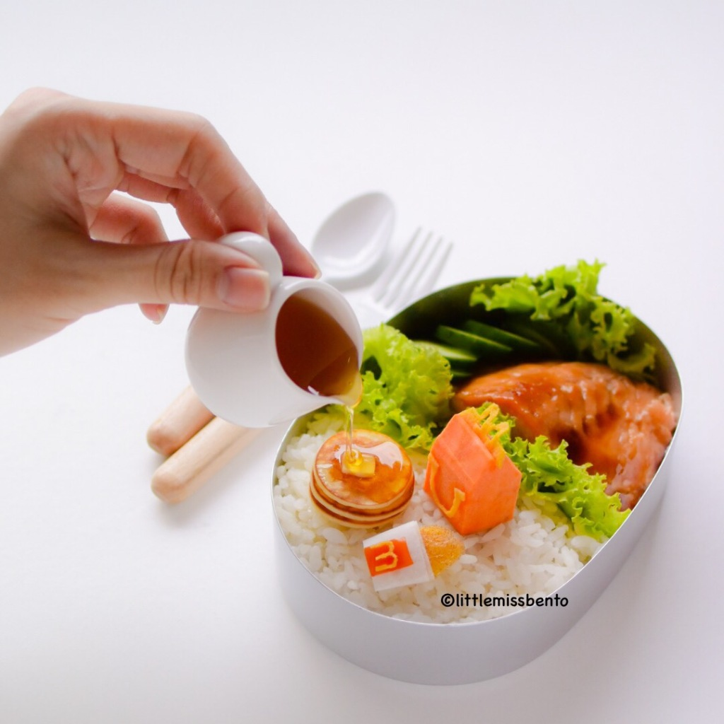 Miniature Bento McDonalds Japan